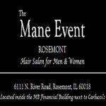 Mane Event Salon profile image.