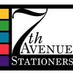 7th Avenue Stationers profile image.