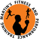 Martin's Fitness and Performance Training logo