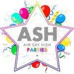 The Aim Sky High Company profile image.