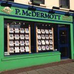 P. McDermott Property & Mortgages profile image.
