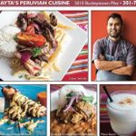 Mayta's Peruvian Cuisine-Food Truck profile image.