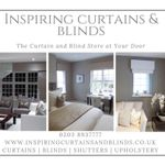 Inspiring Curtains and Blinds profile image.