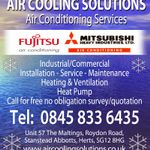 AIR COOLING SOLUTIONS profile image.