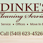 Dinke's Cleaning Services profile image.