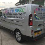 Dec to spec Ltd profile image.