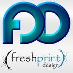 Fresh Print Design Ltd  profile image.