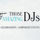 Those Amazing Djs logo