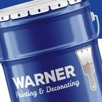 Warner painting and decorating profile image.