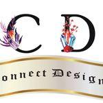 Connect Design Web & Graphics profile image.