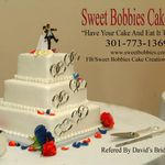 Sweet Bobbies Cake Creations profile image.