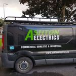 Ashton Electrics profile image.