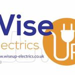 Wise Up Electrical  profile image.