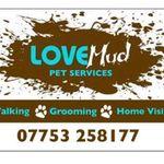 Lovemud pet services profile image.