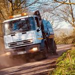 Jb plant and sweeper hire profile image.