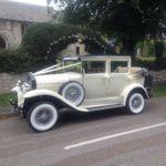 Regency Wedding Cars profile image.