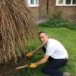 Adrian's Gardening Services profile image.
