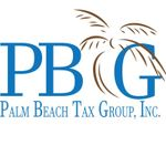 Palm Palm Beach Tax Group Inc profile image.