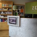 ZEA Salon profile image.