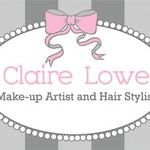 Claire Lowe Make-up and Hair Styling profile image.