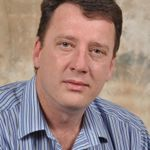 Jorgan Harris - clinical psychologist profile image.
