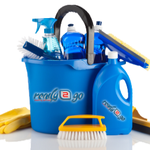 Express ironing and  cleaning services profile image.