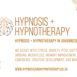Hypnosis and Hypnotherapy profile image.