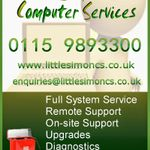 Little Simon's Computer Services profile image.