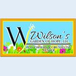 Wilson's Garden of Hope Play Therapy & Counseling Center profile image.