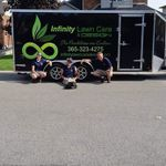 Infinity Lawn Care & Design profile image.
