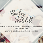 Bailey and Mitchell Photography profile image.