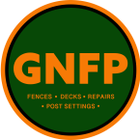 GNFP Fence and POST logo