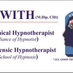 R. Reewith, M.Dip, CHt -  NLP Master Practitioner / Clinical Hypnotherapist profile image.