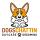 Dogs Chattin Doggy Daycare and Grooming logo
