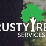 Trusty Tree Services profile image.
