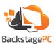 Backstage PC logo