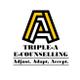 Triple-A Mental Health Counselling logo