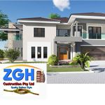 ZGH Construction & Electrical Group profile image.