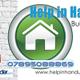 Help in Hand builders logo