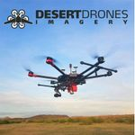 Desert Drones Imagery profile image.