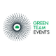 Green Team Events logo