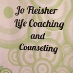 Jo Fleisher Life Coaching and Counseling. profile image.