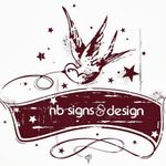 NB Signs and Design profile image.