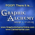 Graphic Alchemy Design & Printing profile image.