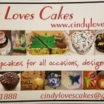 Cindy Loves Cakes  profile image.
