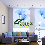 Home pick blinds profile image.