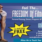 Freedom Of Fitness profile image.