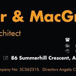 Cooper & MacGregor - Chartered Architect profile image.