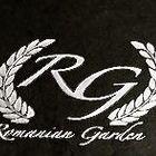 Romanian Garden logo