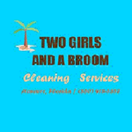 Two Girls and a Broom profile image.
